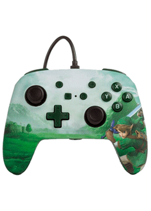 Controller Wired Switch Zelda