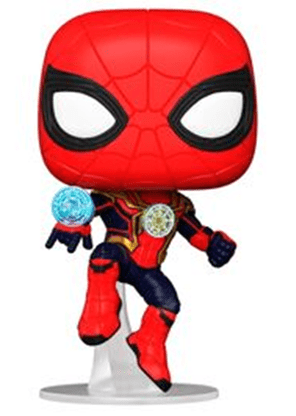 Funko POP Spider Man No Way Home Integrated Suit